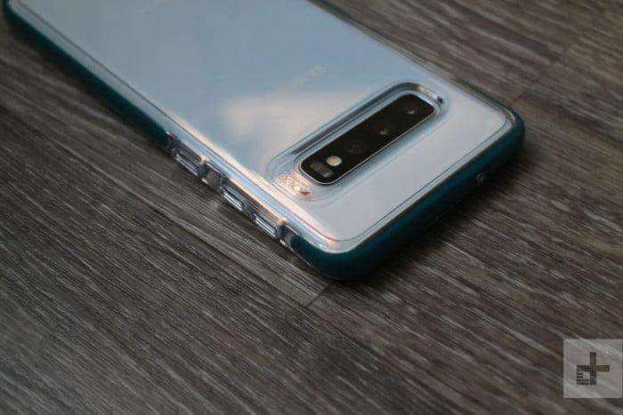 Gear4 Piccadilly Clear Case for Samsung Galaxy S10