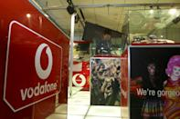 The Vodafone group comes in second with <b>386.88 million connections</b>. It is a British multinational telecommunications company and operates networks in over 30 countries and partner networks in more than 40 additional countries. Vodafone's revenue is $13.92 billion. (Photo: Getty Images)