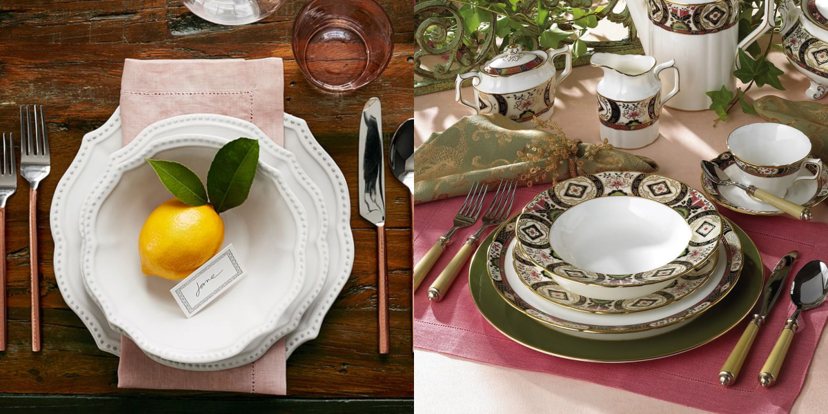 "<p>Before you can decide on your <a href=""https://www.housebeautiful.com/entertaining/holidays-celebrations/tips/g11/thanksgiving-table-setting-ideas-1011/"" target=""_blank"">Thanksgiving table decor</a>, it's probably a good idea to figure out what kind of dishes you want to use first. Maybe you're feeling festive and want dinnerware that's specifically for <a href=""https://www.housebeautiful.com/entertaining/holidays-celebrations/g2701/thanksgiving-side-dishes/"" target=""_blank"">your holiday feast</a>, or maybe you're looking for something with fall colors or motifs that can still work year-round. In any case, there's tons of dinnerware out there that's perfect for Thanksgiving <em>and </em>totally chic—seriously, no overwhelming patterns and colors here, just some supremely stylish options for your <a href=""https://www.housebeautiful.com/entertaining/table-decor/g1535/fall-table-decorating-ideas/"" target=""_blank"">fall tablescape</a>. Add a <a href=""http://www.housebeautiful.com/entertaining/holidays-celebrations/g22700349/thanksgiving-tablecloth-ideas/"" target=""_blank"">tablecloth</a> (or runner!) and some other seasonal decor, and you'll be hosting a totally Instagram-worthy Thanksgiving in no time. All that's left to do is figure out what'll be on your menu!</p>"