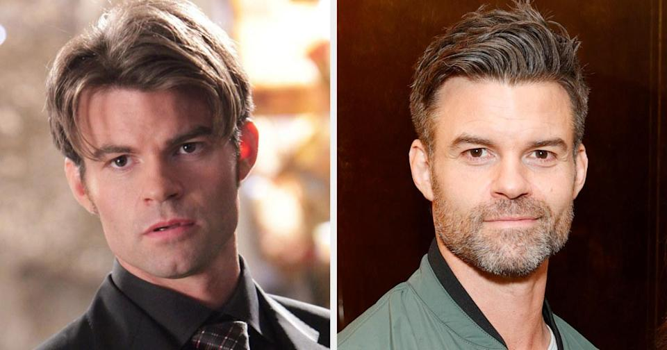 What else you've seen him in: The Originals,Virgin River, Spider-Man 2, Saving Hope, SEAL Team, Street Legal, Coming Home in the Dark, and more
