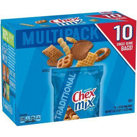 """<p>$6</p><p><a class=""""link rapid-noclick-resp"""" href=""""https://www.walmart.com/ip/Chex-Mix-Savory-Traditional-Snack-Mix-10-1-75-oz-Bags/31952186"""" rel=""""nofollow noopener"""" target=""""_blank"""" data-ylk=""""slk:BUY NOW"""">BUY NOW</a><br></p><p>Sure, Portland is filled with tons of trendy food lately, but the state still loves some good ol' Chex Mix.</p>"""