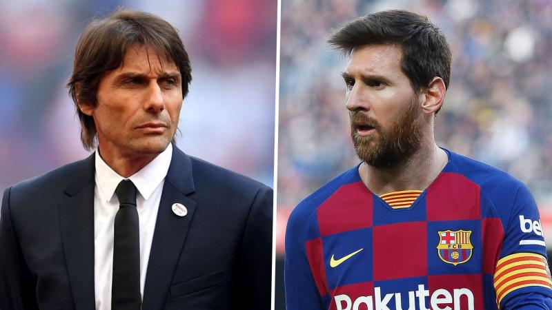 Conte wouldn't even want Messi at Inter, claims Di Canio