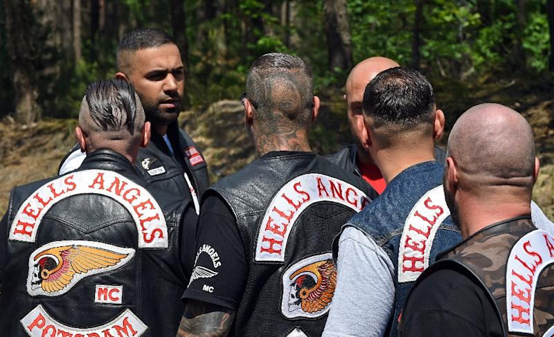 Hells Angels motorbike club banned by the Netherlands