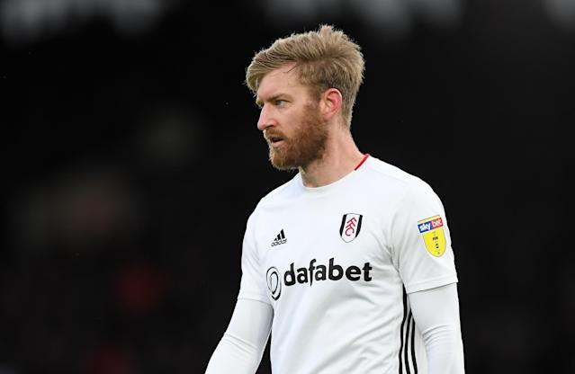 U.S. defender Tim Ream will get another change to play in the Premier League after Fulham advanced to Tuesday's second-tier English Championship final against west London rival Brentford. (Alex Davidson/Getty)