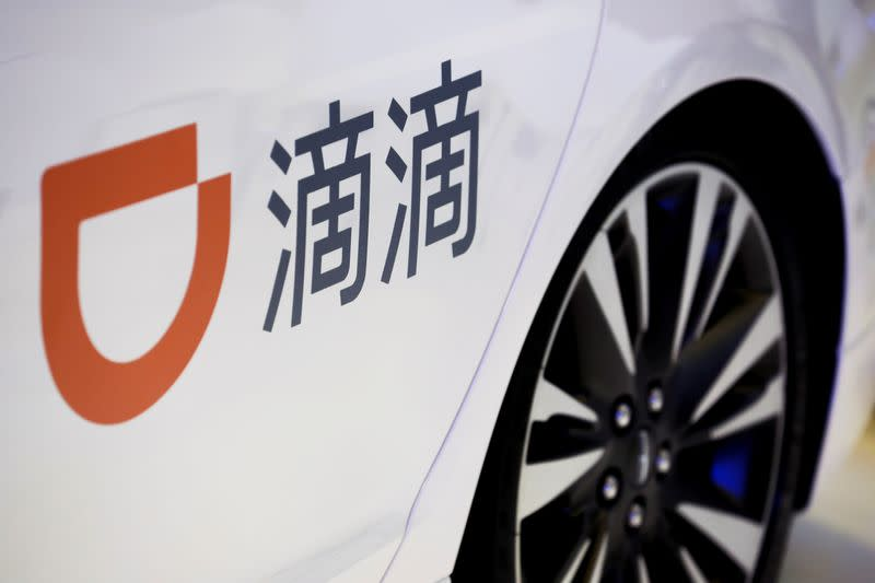 Didi installs V2X equipment in Shanghai, begins test robotaxi service