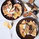 """Okay, here's <em>another</em> sticky-sweet-acidic way to prep figs. This one's a close runner-up! <a href=""""https://www.epicurious.com/recipes/food/views/cornmeal-crepes-with-figs-and-pears-51187090?mbid=synd_yahoo_rss"""" rel=""""nofollow noopener"""" target=""""_blank"""" data-ylk=""""slk:See recipe."""" class=""""link rapid-noclick-resp"""">See recipe.</a>"""
