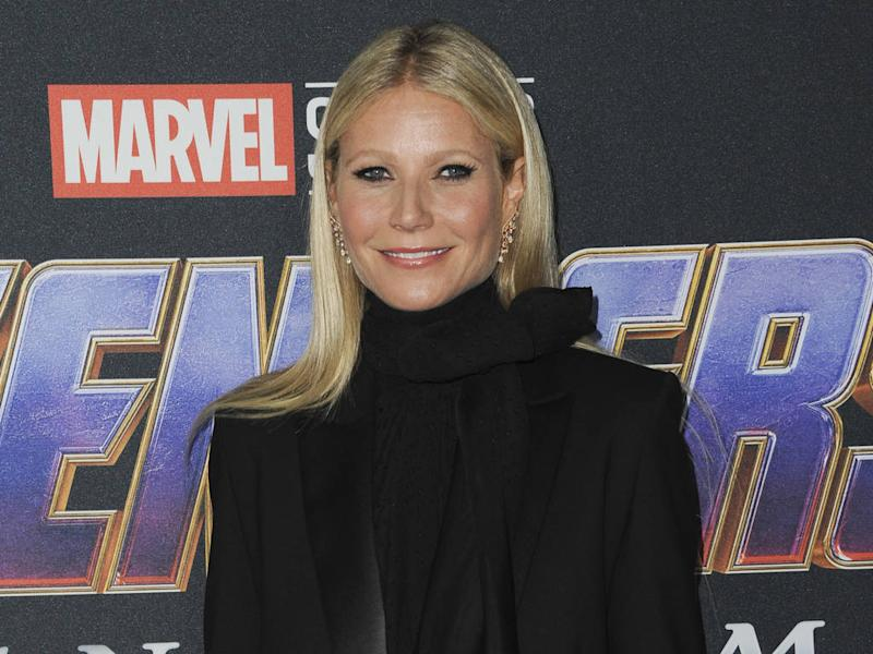 Gwyneth Paltrow delayed moving in with husband for children's sake