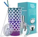 <p>The <span>Yoelike Stainless Steel Double Wall Vacuum Insulated Tumbler</span> ($22) will keep you hydrated all day long.</p>