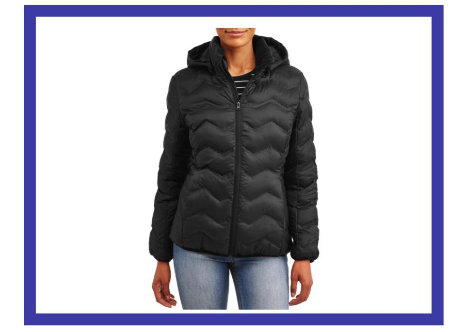 Warm and flattering—and such a steal. (Photo: Walmart)