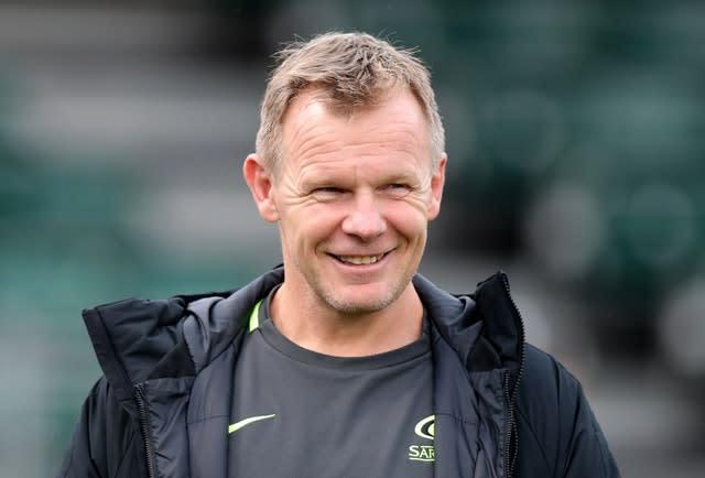 Mark McCall will utilise his squad before the quarter-final clash with Leinster (Andrew Matthews/PA)