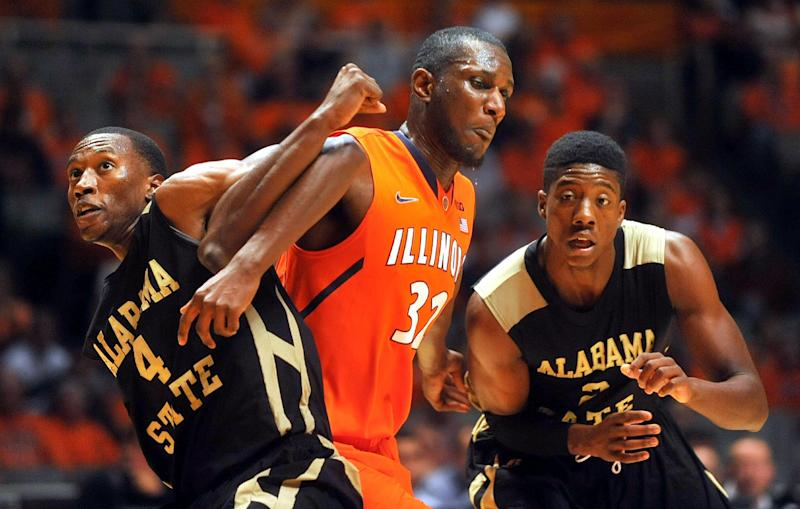 Illinois opens with 80-63 win over Alabama State