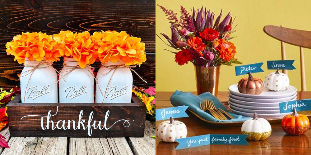 "<p>Before the cooking comes the fun part of the <a rel=""nofollow"" href=""https://www.womansday.com/thanksgiving-recipes/"">Thanksgiving holiday prep</a>: decorating! We've rounded up some of the best of the best decorations. Any of these charming items will quickly add a festive flair to your home or <a rel=""nofollow"" href=""https://www.womansday.com/home/decorating/g23289609/thanksgiving-table-setting-ideas/"">dinner table</a>. </p>"