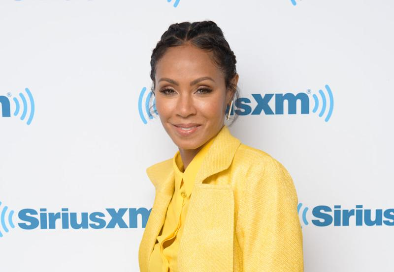 Jada Pinkett Smith opens up about sex addiction