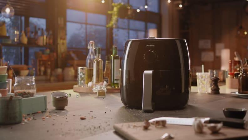 Airfryers are all the rage right now, and the Philips Airfryer ranks #1 in our books.