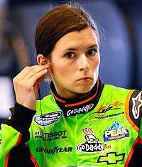 Danica Patrick is expected to announce her full-time move to NASCAR on Wednesday