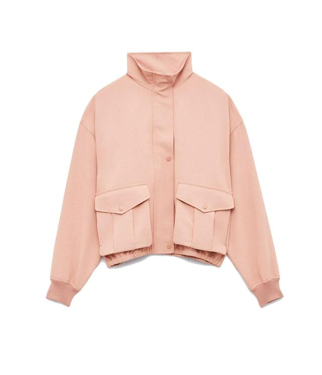 "<p>Wilfred Kamille Jacket, $225 (on sale $100) in black, <a href=""https://us.aritzia.com/product/kamille-jacket/64270.html?dwvar_64270_color=12629"" rel=""nofollow noopener"" target=""_blank"" data-ylk=""slk:aritzia.com"" class=""link rapid-noclick-resp"">aritzia.com</a> </p>"