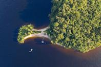 """<p>Inchmurrin in Loch Lomond is the largest freshwater island in the British Isles. Now covered in woodland, it used to be a deer park owned by the Dukes of Montrose and features the atmospheric ruins of a castle.</p><p><strong>Stay in self-catering accommodation on Inchmurrin to enjoy swims from one of its many pretty beaches and visits to the highly rated Inchmurrin bar and restaurant.</strong></p><p><a class=""""link rapid-noclick-resp"""" href=""""http://www.inchmurrin-lochlomond.com/loch-lomond-accommodation/"""" rel=""""nofollow noopener"""" target=""""_blank"""" data-ylk=""""slk:FIND OUT MORE"""">FIND OUT MORE</a></p><p><a href=""""https://www.instagram.com/p/B_hZYXqBhyw/"""" rel=""""nofollow noopener"""" target=""""_blank"""" data-ylk=""""slk:See the original post on Instagram"""" class=""""link rapid-noclick-resp"""">See the original post on Instagram</a></p>"""