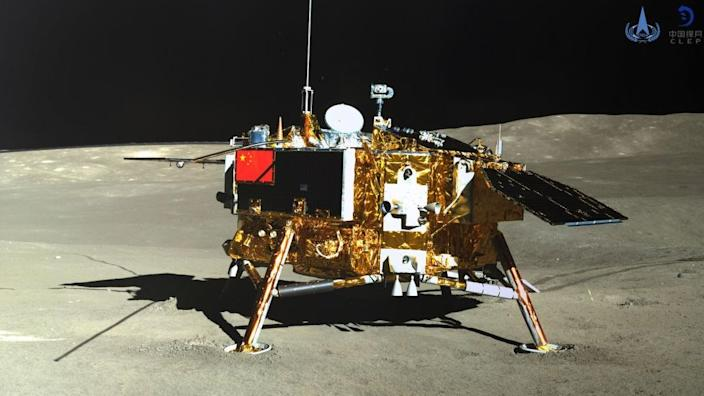 The Tianwen-1 Mars rover was launched in July this year