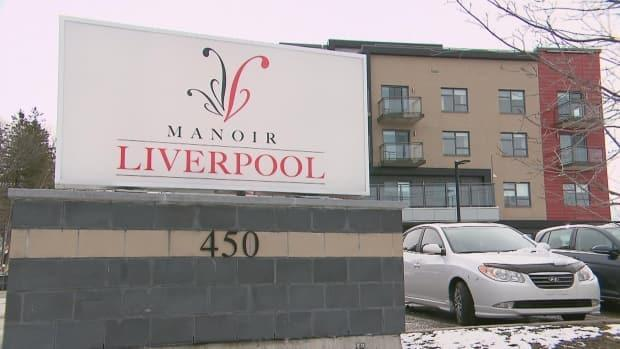Manoir Liverpool was at the centre of the COVID outbreak in the Chaudiere-Appalaches region during the first wave of the pandemic.