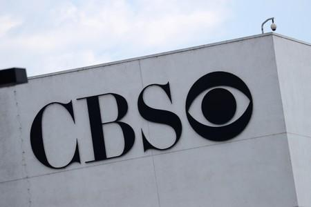 The CBS Television Center is seen in Los Angeles