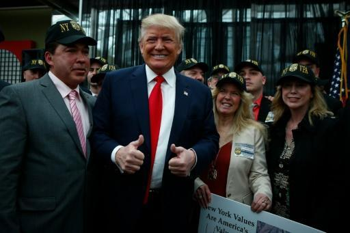 Presidential candidates embark on NY campaign blitz