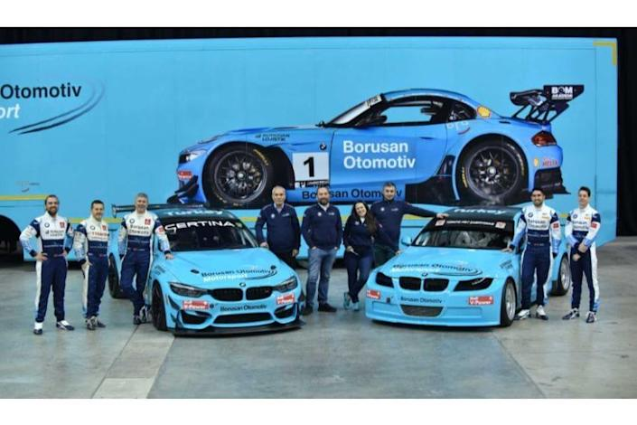 BMW M Customer Racing