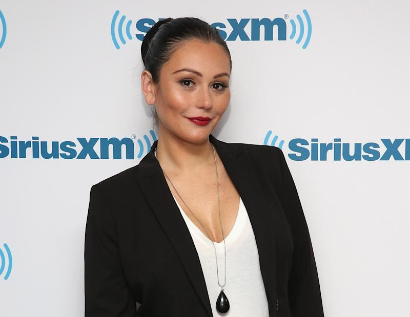 Would You Dye Your Hair Black And White Jwoww Did