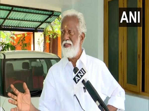 Kummanam Rajasekharan, BJP candidate from Nemom constituency in Kerala. (File photo)