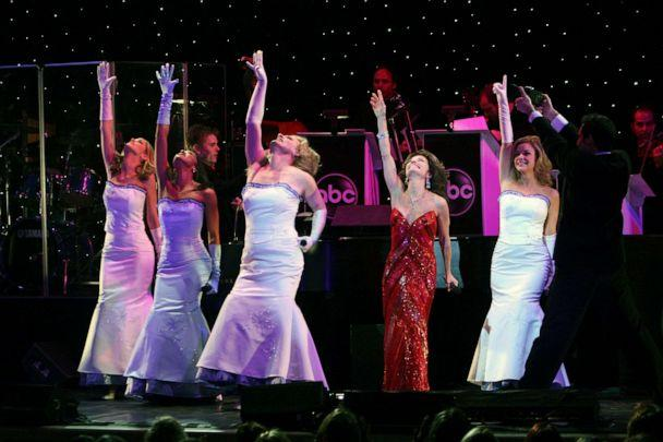 PHOTO: Stars from ABC's top-rated daytime line-up: 'The View,' 'All My Children,' 'One Life to Live' and 'General Hospital' performed on 'ABC Daytime Salutes Broadway Cares/Equity Fights AIDS,' on Broadway in New York City, Feb. 25, 2007.  (Heidi Gutman/2007 American Broadcasting Companies, Inc./ABC Photo Archives, FILE)