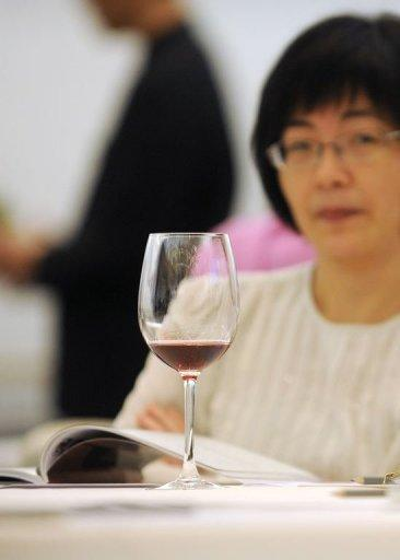 Asia's biggest wine and spirits fair has opened in Hong Kong, giving the world's top producers from France to Argentina a chance to tap the booming but still relatively new Chinese market
