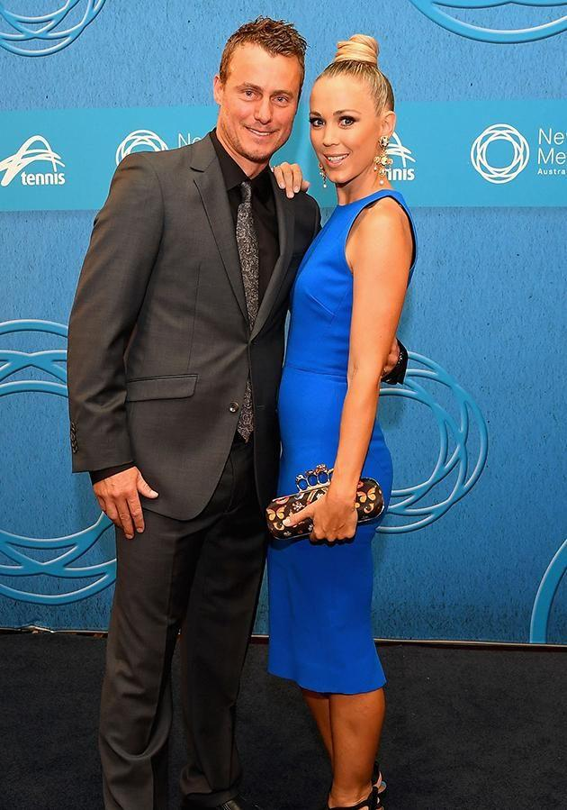 The Hewitts have recently moved to a mansion in Toorak, Melbourne. Source: Getty