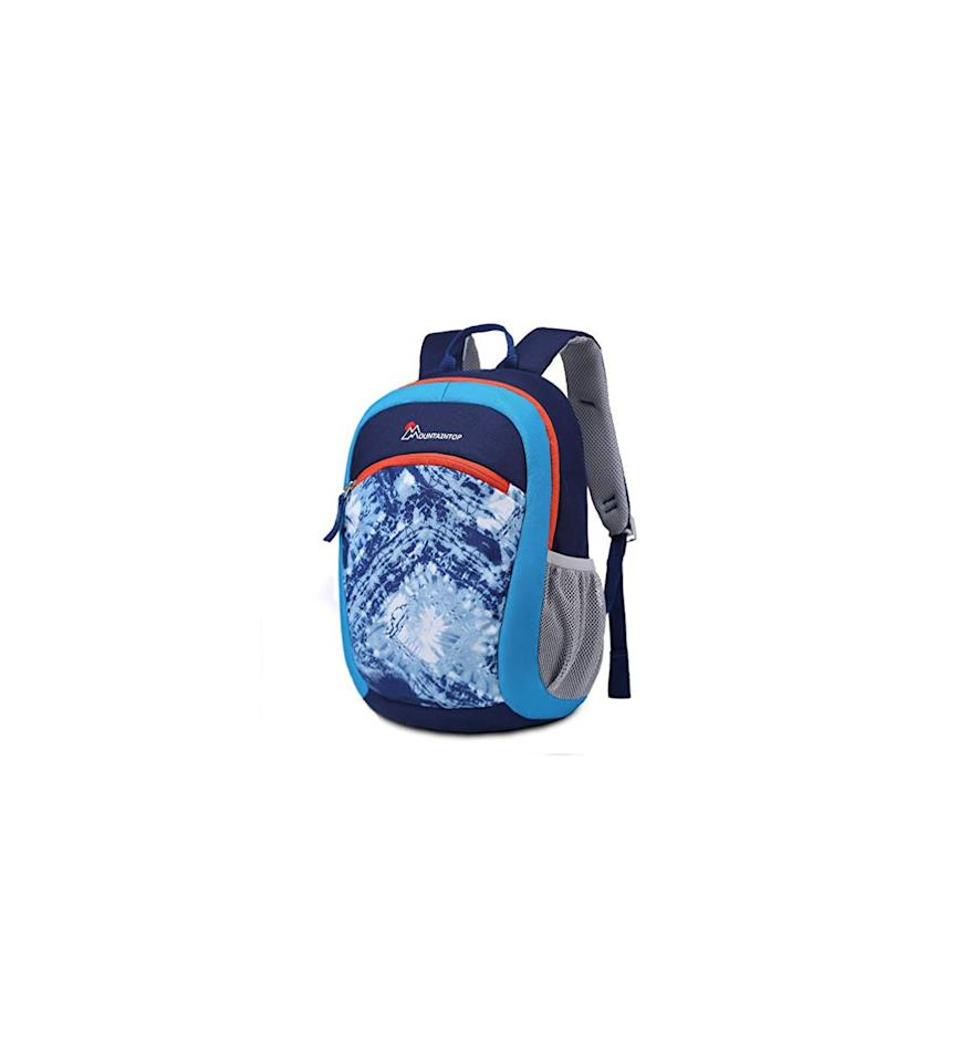 "<p>$21</p><p><a rel=""nofollow"" href=""https://www.amazon.com/Mountaintop-Kid-Backpack-for-School/dp/B073Z75568/?th=1"">SHOP NOW</a></p><p>Perfect for rainy school days, this waterproof backpack is a great investment. </p>"