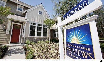 Home prices increase.