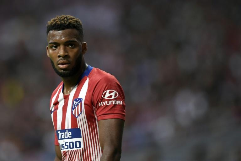 Atletico's Thomas Lemar is the biggest arroval in Madrid this summer