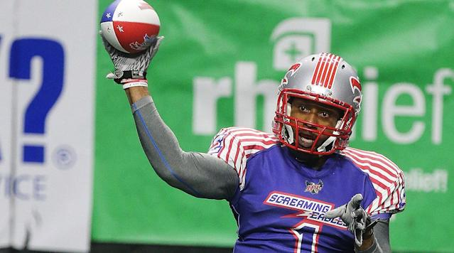 The running game is an important part of a balanced and explosive offense in the Indoor Football League.