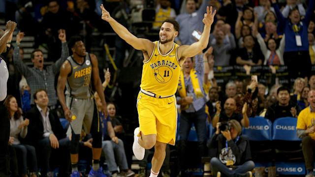 Why Klay Thompson is optimistic about Warriors' 2020 NBA title hopes