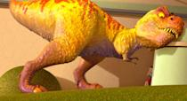"""<p><strong>What It's About:</strong> """"Young Lewis, who's always wondered why his mother put him up for adoption, may get his answer when Wilbur Robinson whisks him away to the future.""""</p> <p><a href=""""https://www.disneyplus.com/movies/meet-the-robinsons/3enZwQ8X7upX"""" class=""""link rapid-noclick-resp"""" rel=""""nofollow noopener"""" target=""""_blank"""" data-ylk=""""slk:Watch Meet the Robinsons on Disney+ here!"""">Watch <strong>Meet the Robinsons</strong> on Disney+ here!</a></p>"""