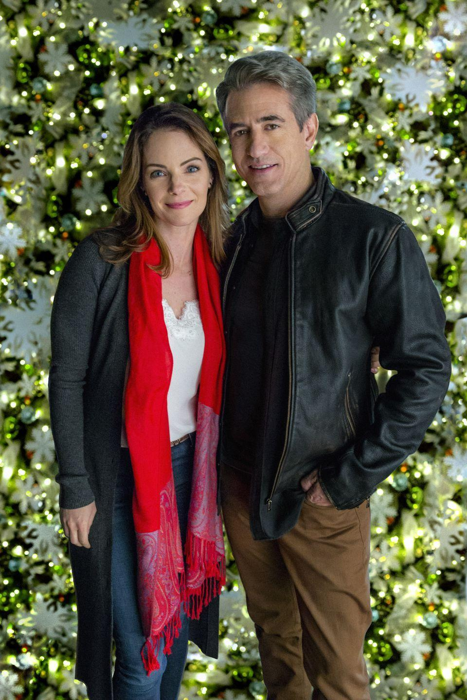 <p>This one is bound to tug on the heartstrings. Journalist Tom Dermot Mulroney) promised his late father he'd take a cross-country train trip and write about the whole thing. While he's traveling, he ends up running into his ex-girlfriend Eleanor (Kimberly Williams-Paisley). You can imagine what happens from there.</p>