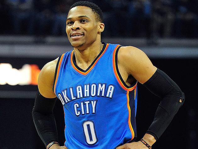 """<a class=""""link rapid-noclick-resp"""" href=""""/nba/players/4390/"""" data-ylk=""""slk:Russell Westbrook"""">Russell Westbrook</a> sizes 2017 up. (Getty Images)"""