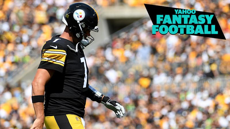 Will Big Ben buoy or tank the Steelers fantasy value?