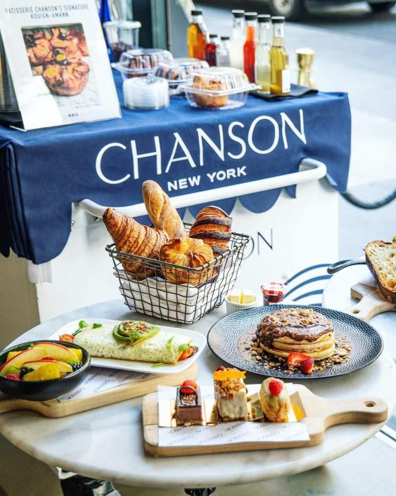 Chanson International is raising funds in New York to fund its US expansion plans. Photo: Facebook