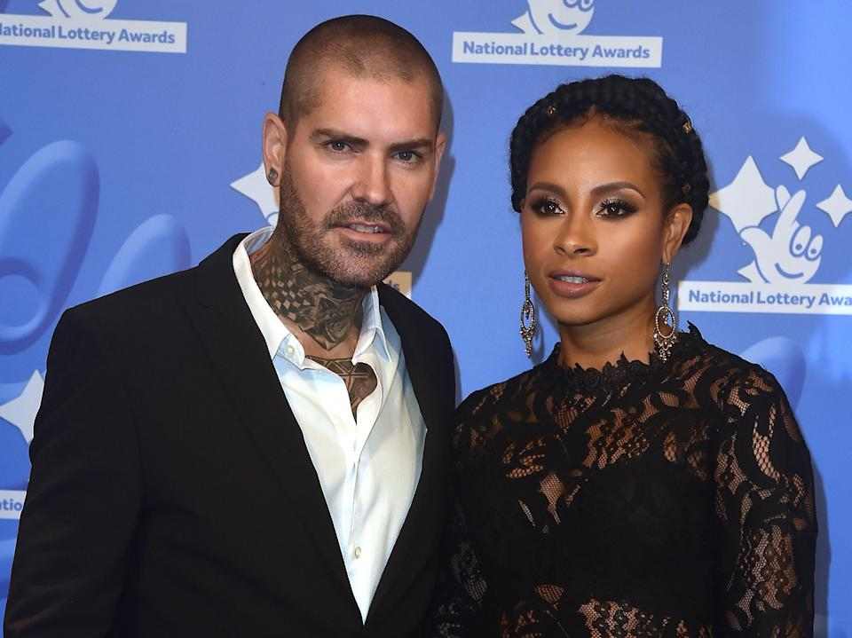 Shane Lynch and Sheena White have been married since 2007. (Getty Images)