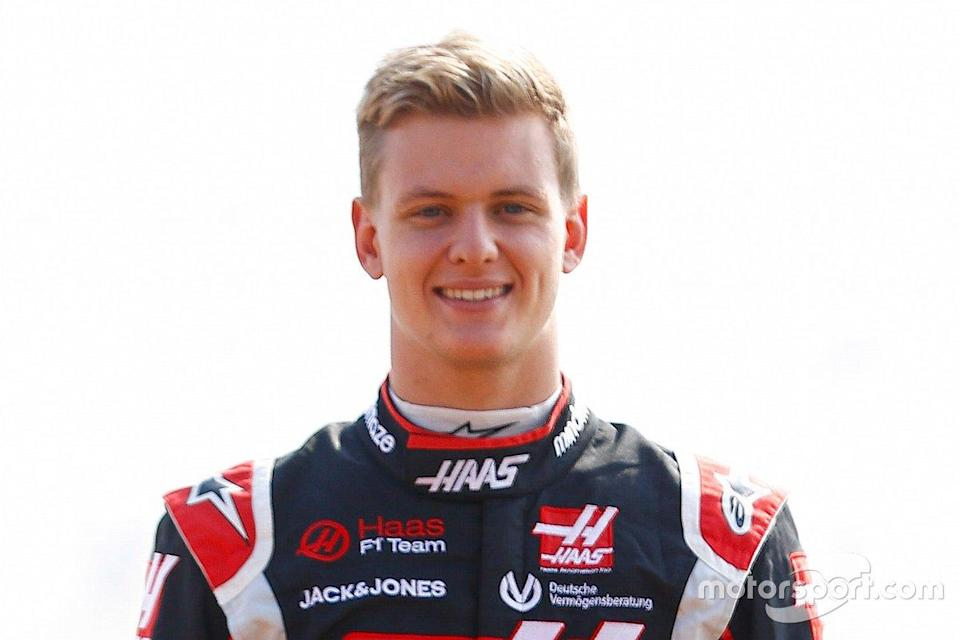 """Mick Schumacher, Haas F1 Team <span class=""""copyright"""">Andy Hone / Motorsport Images</span>"""