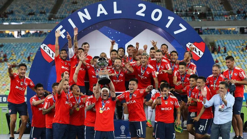 Independiente ganhou a Sul-Americana de 2017 no Maracanã | Buda Mendes/Getty Images