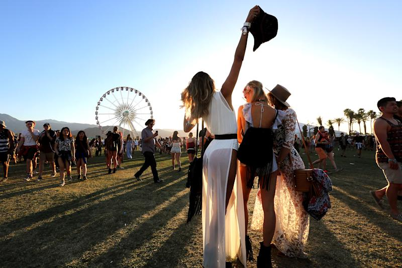 The Most Expensive Things You Can Do at Coachella 2017
