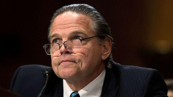 PHOTO: Daniel Foote, Deputy Assistant Secretary of State for the Bureau of International Narcotics and Law Enforcement at the U.S. Department of State, testifies during a Senate Foreign Relations Committee hearing on May 26, 2016, in Washington, D.C. (Drew Angerer/Getty Images, FILE)