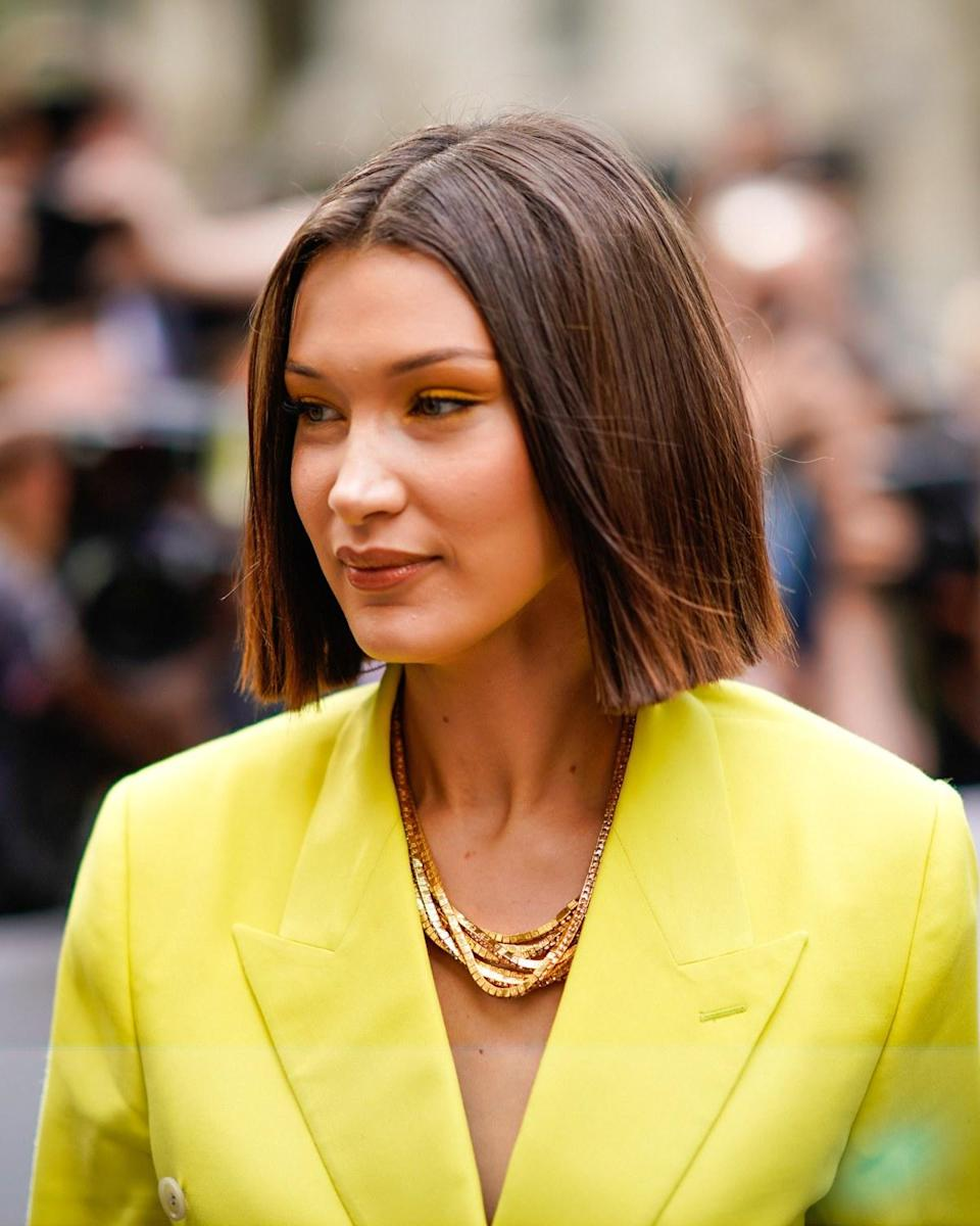 Bella Hadid is among the several hundred people who have been affected by the Woosley fires in California. She shared a heartfelt post about it on Instagram.