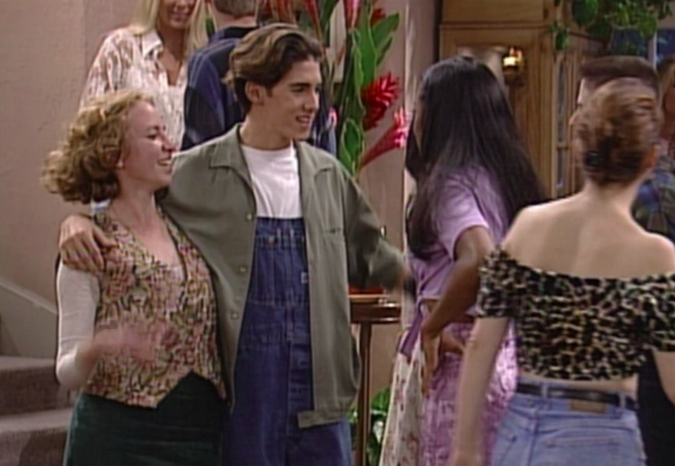 <p>This just might be the most random thing you read today: before nabbing the <em>Gilmore Girls</em> role that made him a famous heartthrob, Milo Ventimiglia had a very small role in <em>The Fresh Prince Of Bel-Air</em>. He played a party guest and had a few short lines. </p>