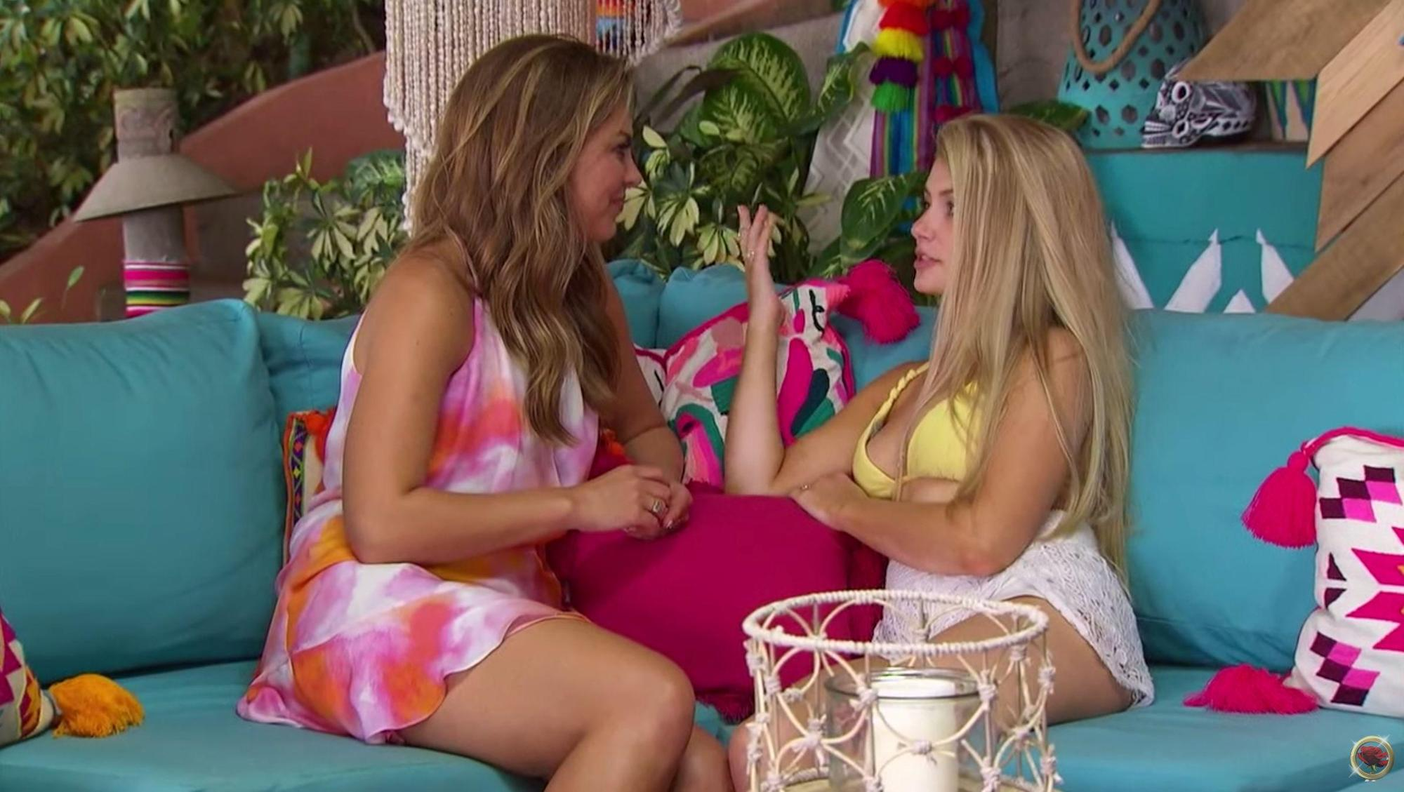 The Art of Love Island and Bachelor in Paradise | E! News