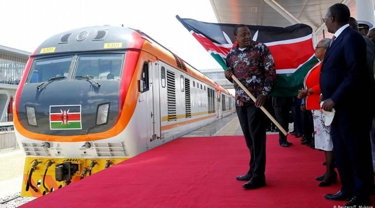 Kenya struggles to manage debt for railway to 'nowhere'